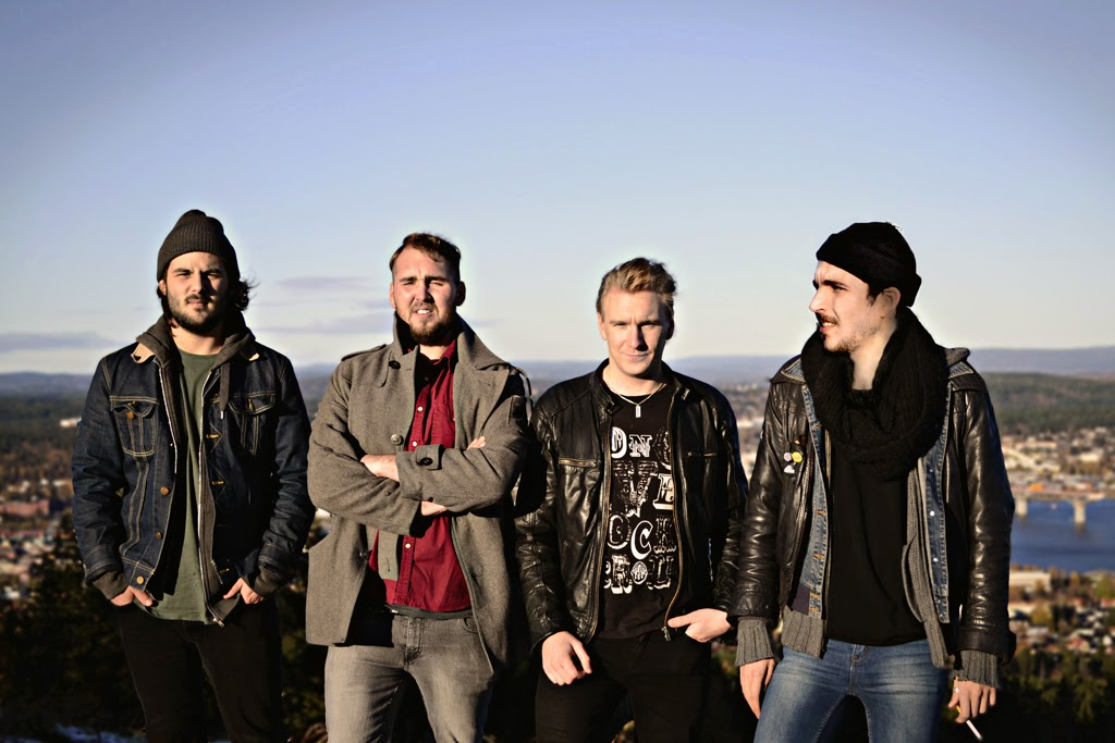 The Resonance: Teodor Bylund, Christoffer Helmersson, Jerker Ersare, Robert Persson