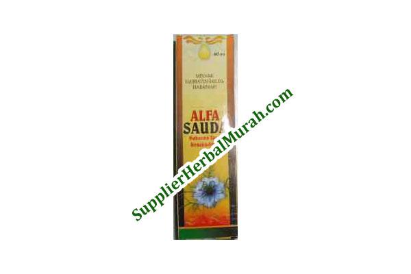 Alfa Sauda (Minyak Habbatussauda') 60 ml