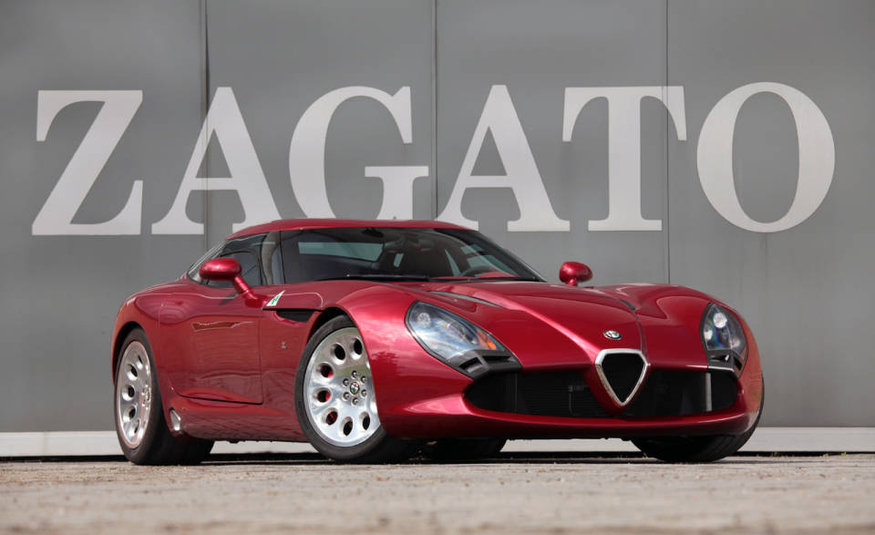 Alfa romeo tz3 stradale engine 7