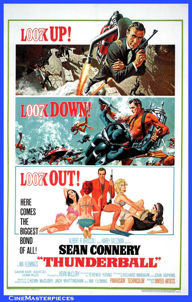 brian vs movies thunderball