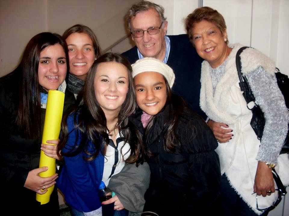 Homenaje a la Prof. Martha Leivas (15 de enero de 1954 - 26 de setiembre de 2013