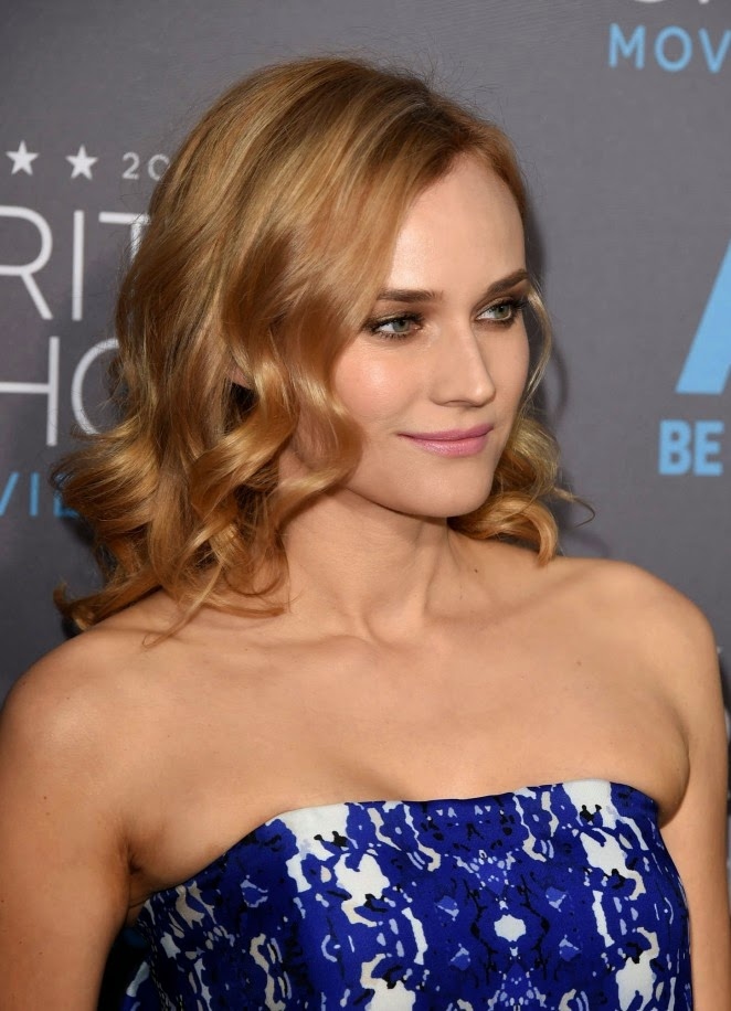 Diane Kruger: 2015 Critics Choice Movie Awards