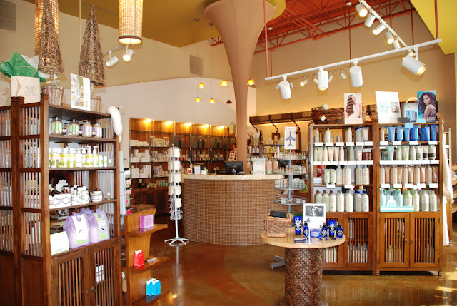 Natural Body Spa and Shop in Jacksonville