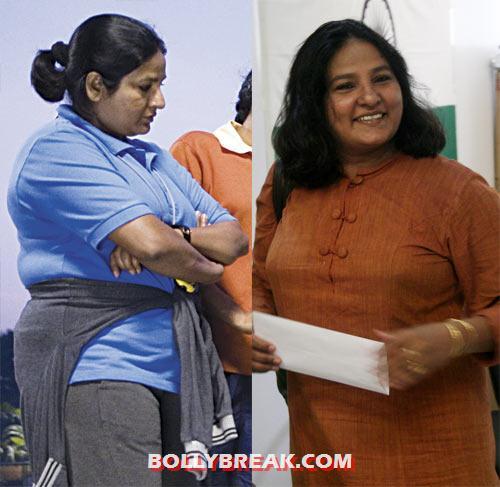, Chak De Girls - Then & Now