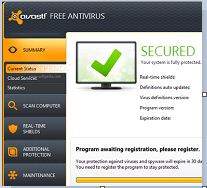 avast free version