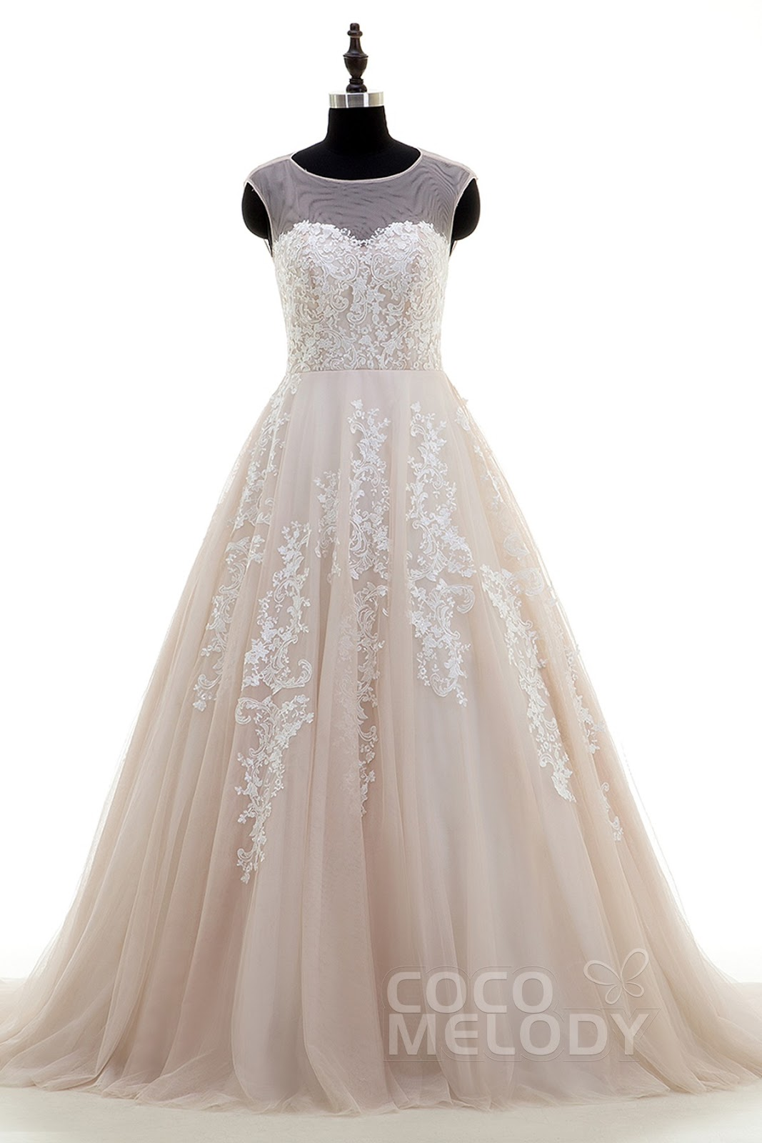2013 the most beautiful wedding dress: The choice of wedding dress ...