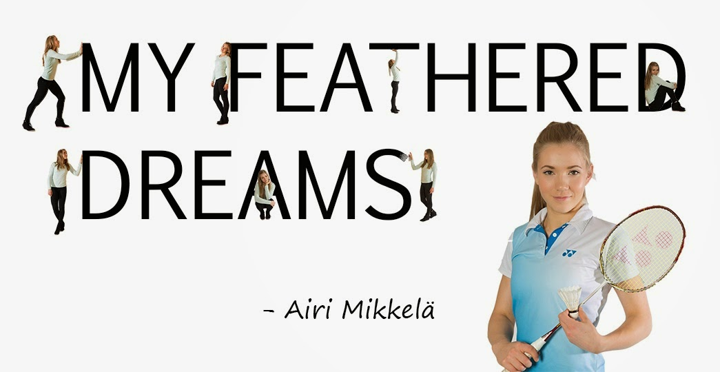 my feathered dreams - Airi Mikkelä