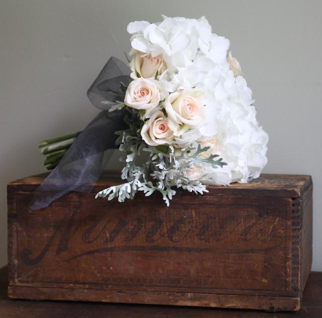 Bouquet Glen Sanders Wedding Flowers