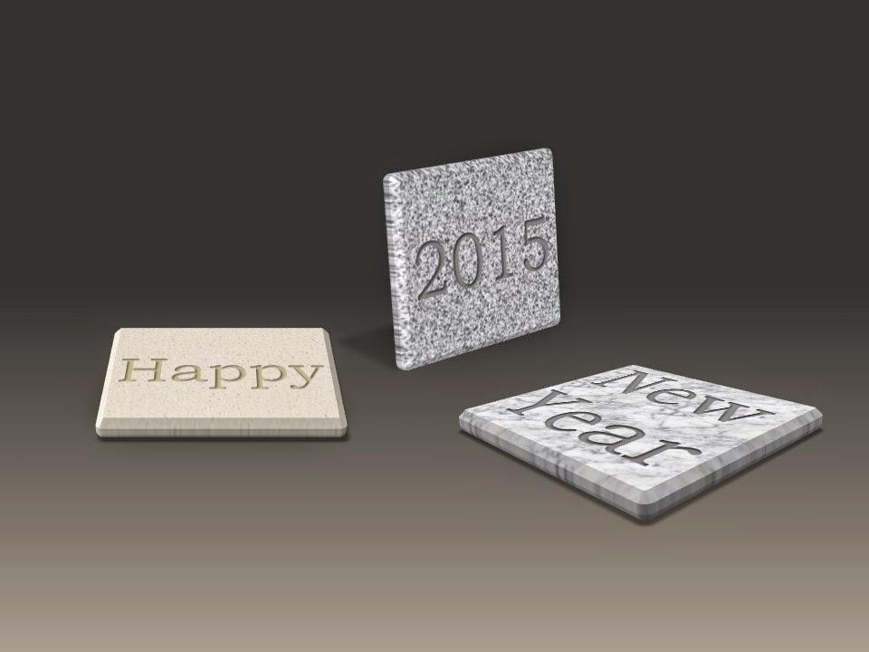 Lustige Neujahrswünsche Bilder - Silvestersprüche 2015 schön, cool und witzig