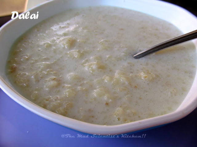 how to cook dalia with milk