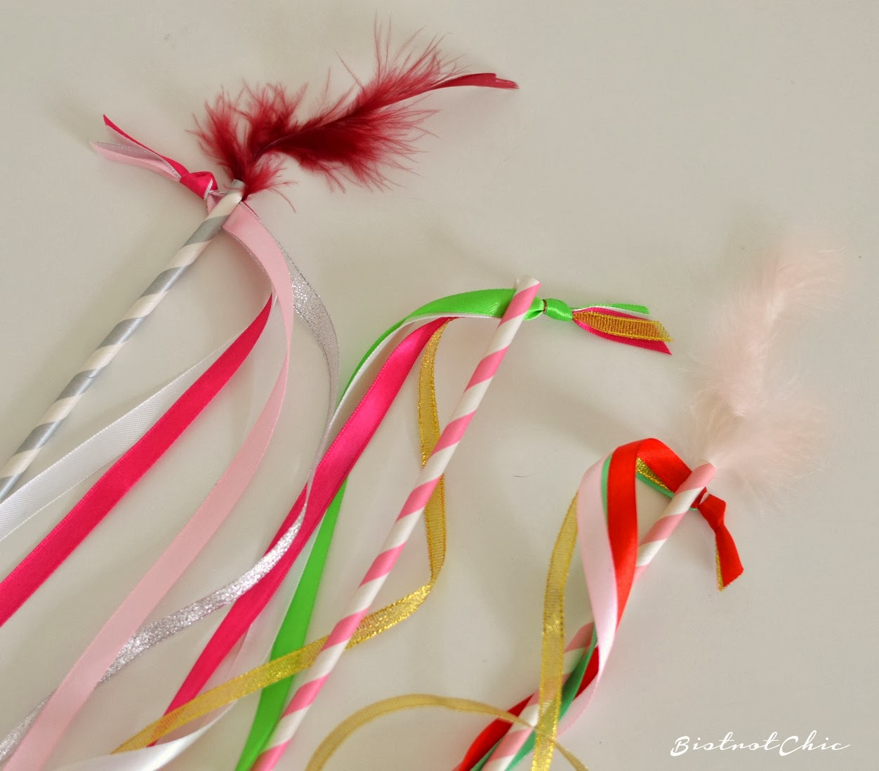 DIY Party Magic Wands by BistrotChic