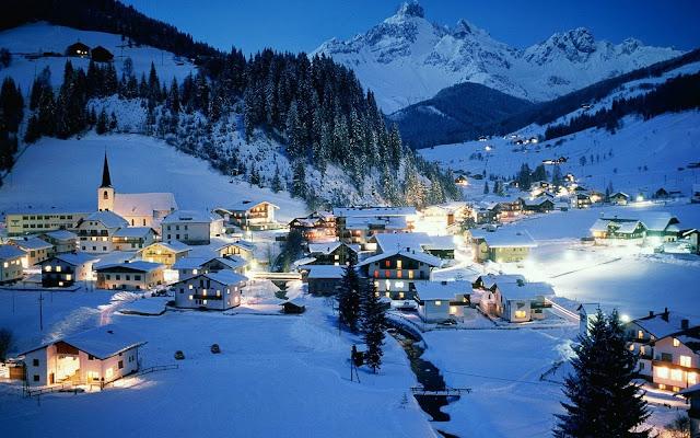 Austria in Winter