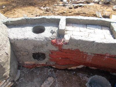 Κατασκευή ξυλόφουρνου