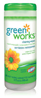 Green Works Cleaning Wepes