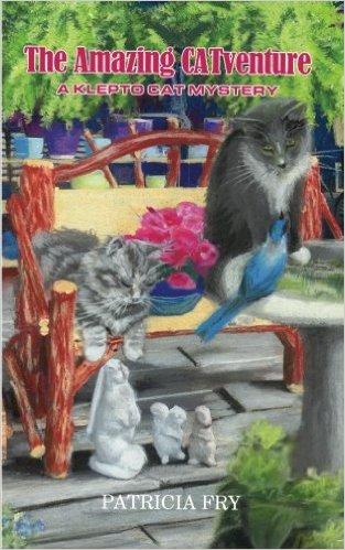 A Klepto Cat Mystery (Volume 19)