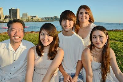 Fuchigami Family