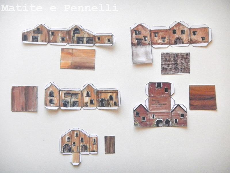 Matite e pennelli tutorial palline in plexiglass con for Piccole case a prezzi accessibili da costruire