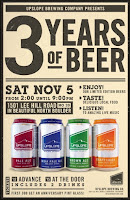 Upslope Brewing 3rd Anniverary