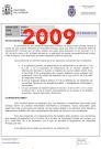 Informes de la Unidad Central de Seguridad Privada 2009