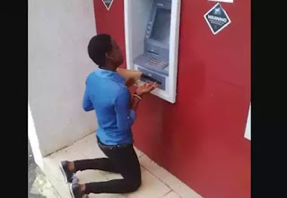 """Just In Case """"ATM Swallows Your Card"""" Here's What To"""