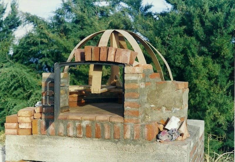 Cocina En Casa Como Construir Un Horno De Barro