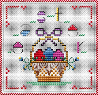 Free Cross Stitch Pattern by www.Alitadesigns.com