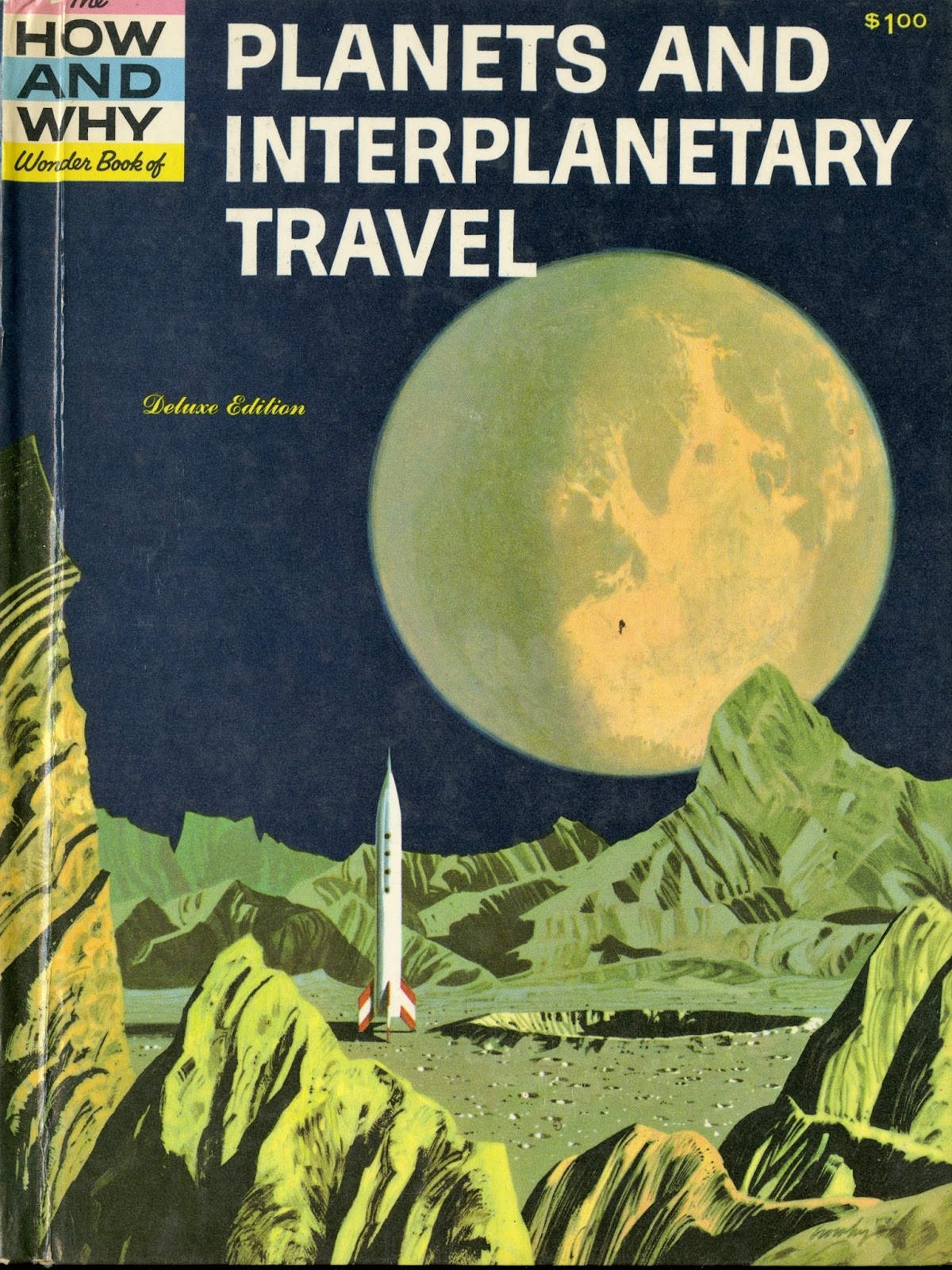 Planets And Interplanetary Travel 1967