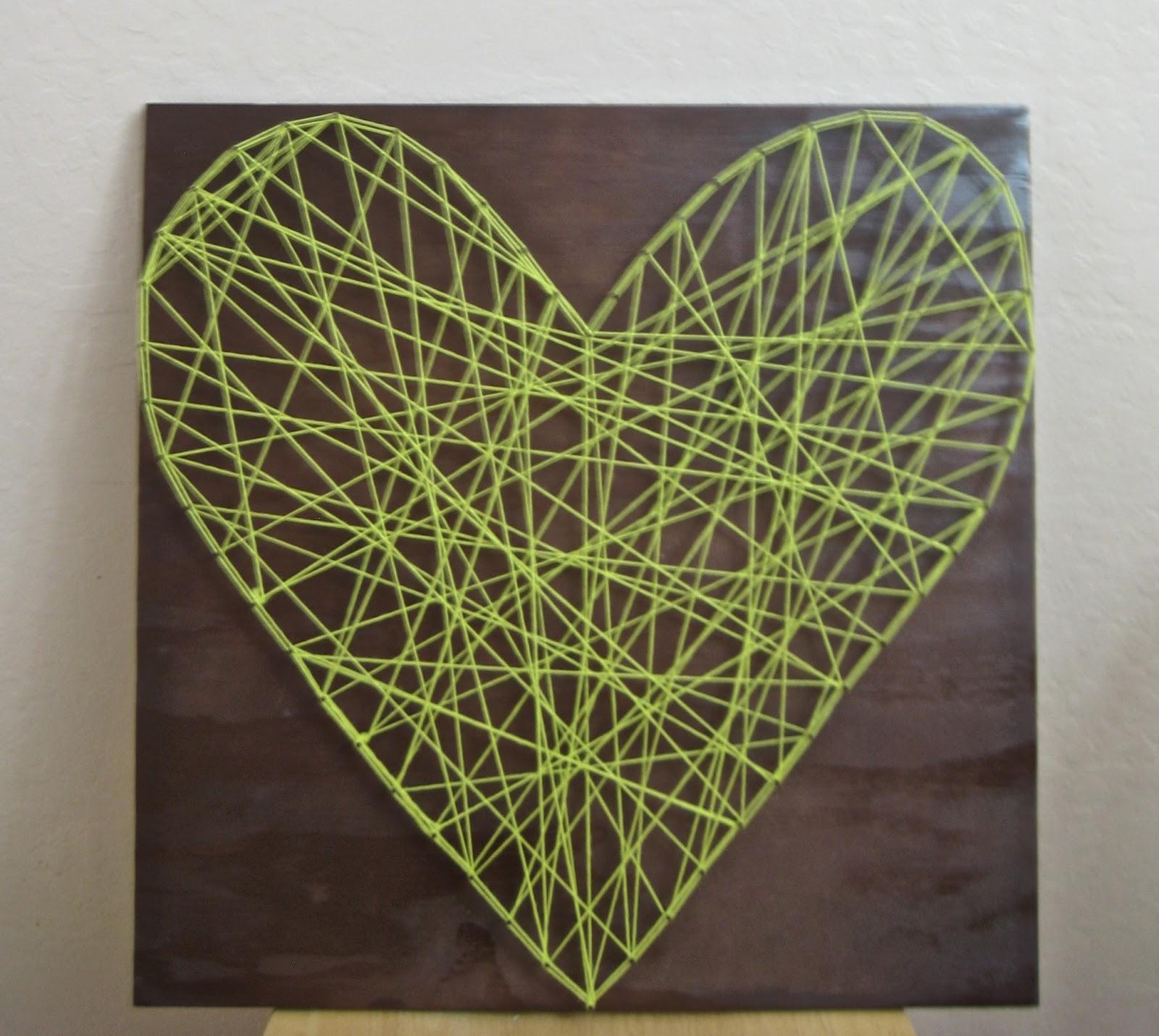 String Art: PrettyLOVE, PrettyLIFE: PrettyLITTLE String-art