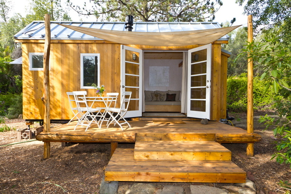 tiny house news. Vina\u0027s Tiny House Is A Personal Project: Building \u0026 Designing Her Own Home. It Reflects Philosophy About Simplicity, Sustainability, And Living Within News E