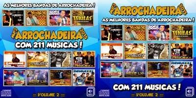 MP3 Arrochadeira Vol.2 2014