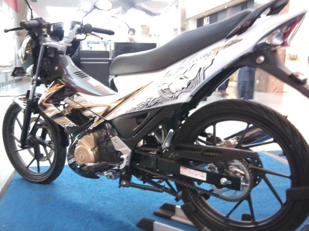 IndoGarage  2011 Suzuki Satria F150
