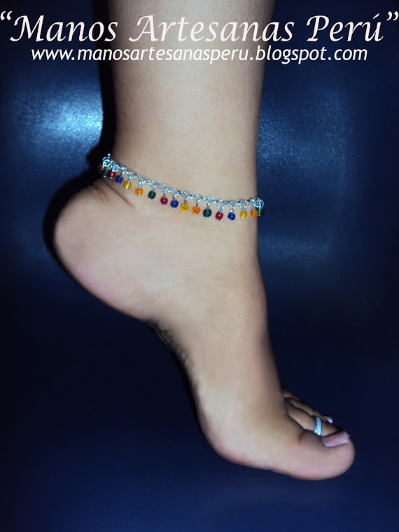 NEW!!! Indi_anklet