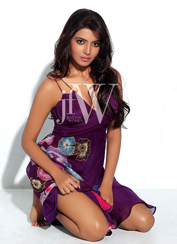 Samantha Latest & Hottest Photo Shoot Pics For JFW magazine