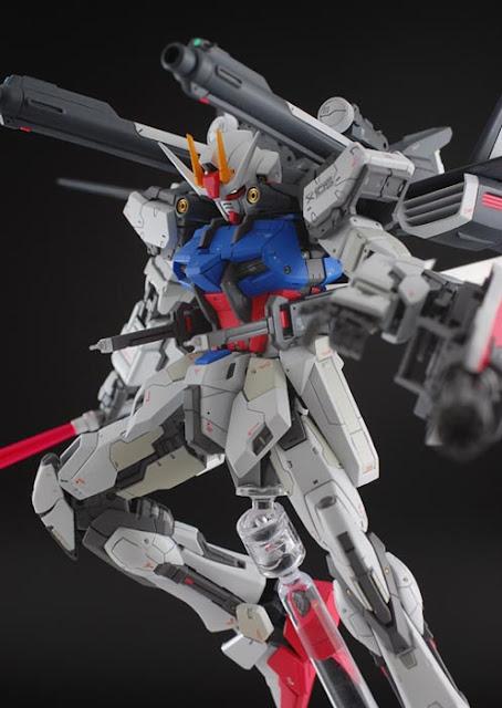 RG Aile Strike Gundam