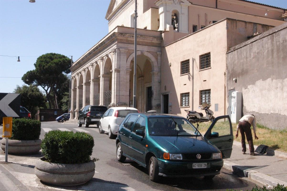 Villa Celimontana  Agosto
