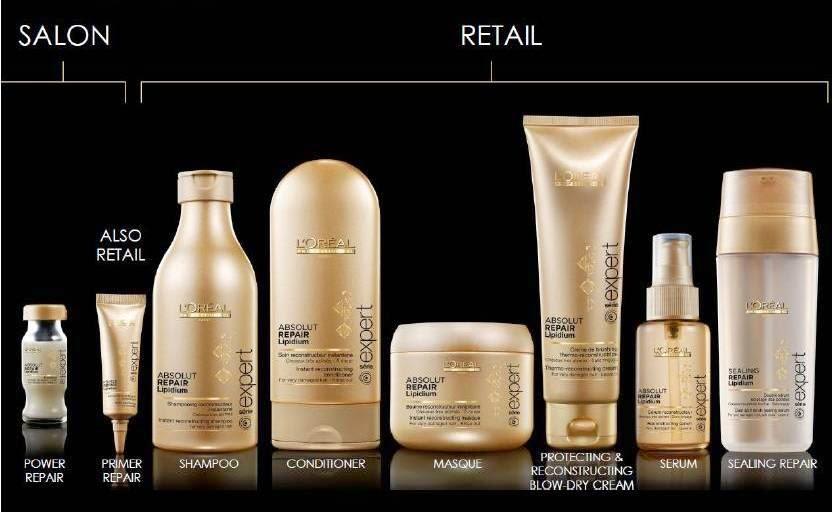 L'Oreal Professionnel Absolut Repair Lipidium, Product Review, Haircare review, haircare, L'Oreal Professionnel, Absolut Repair Lipidium, Solution for damaged hair, L'Oreal Professionel Absolut Repair Lipidium, Instant Resurfacing Shampoo, Instant Resurfacing Masque, Sealing Repair Lipidium, Absolut Primer Repair Lipidium, Thermo Reconstructing Cream, Reconstructing Serum, Instant Reconstructing Conditioner