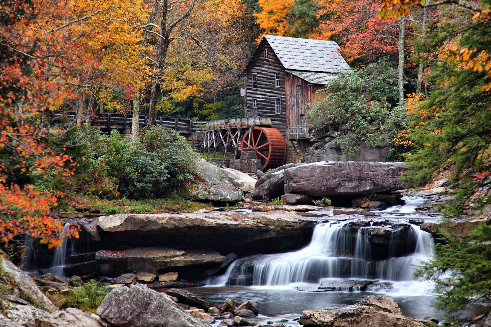 http://commons.wikimedia.org/wiki/File:Autumn-grist-mill-west-virginia-waterfalls1_-_West_Virginia_-_ForestWander.jpg