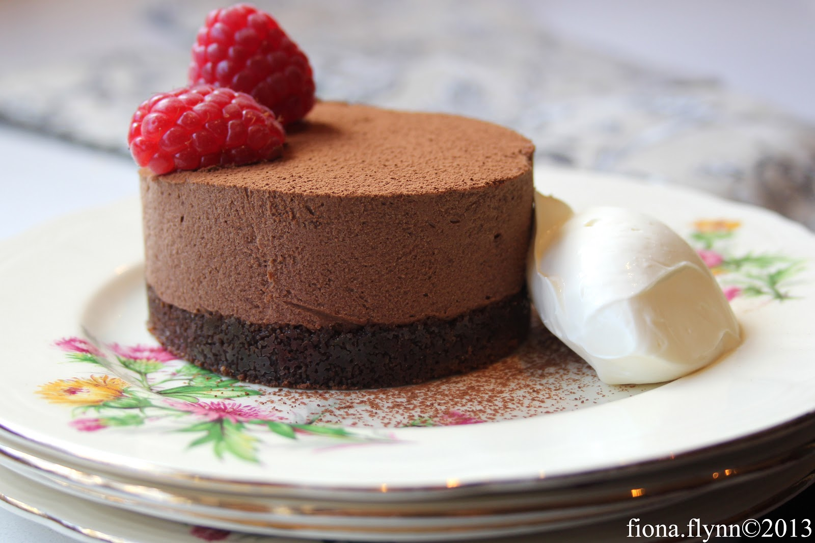 Chocolate French Mousse Cake Recipes — Dishmaps