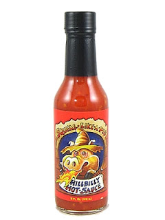 Squeal Like A Pig Hillbilly Hot Sauce