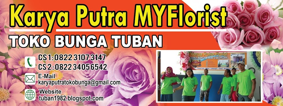 TOKO BUNGA TUBAN / 0822 3107 3147 - 0822 3405 6542