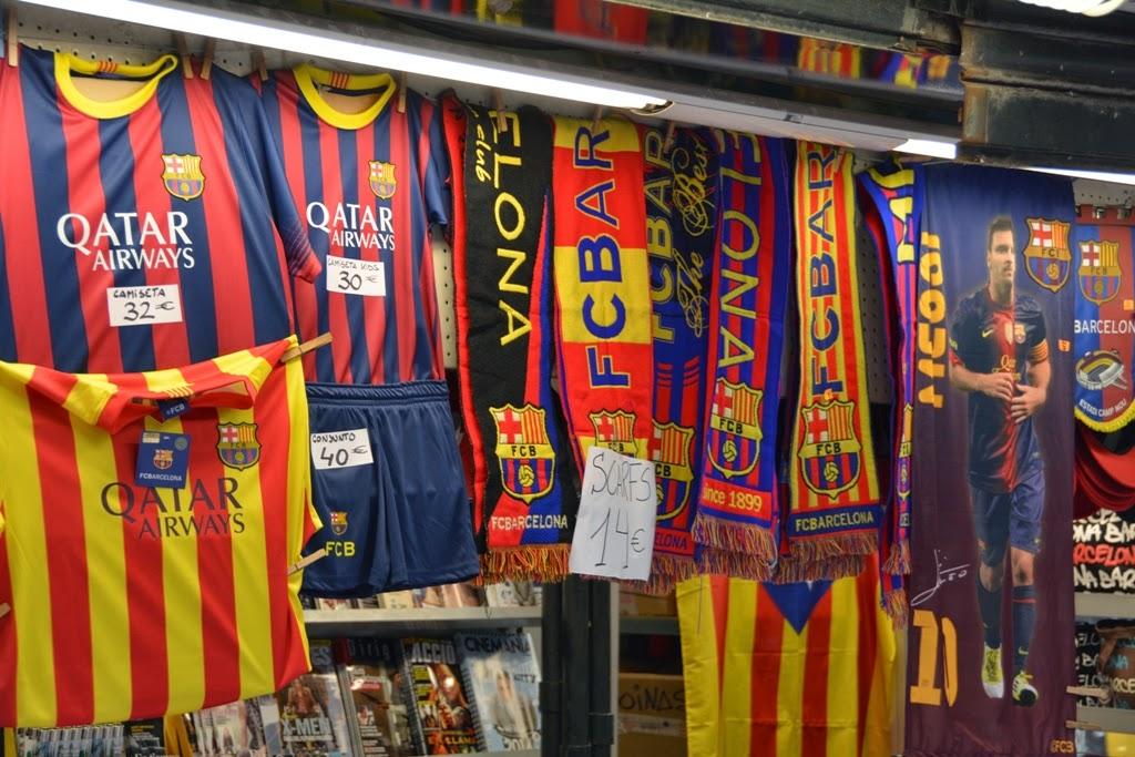 Barcelona Shopping FC Barcelona