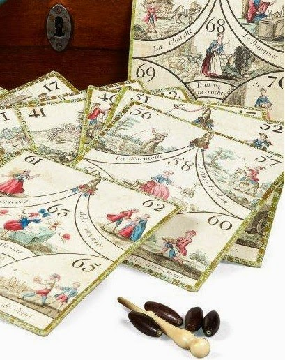 18th century gambling card game