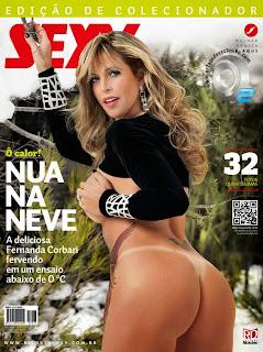 Download - Fernanda Corbari :  Sexy Especial - Setembro 2013