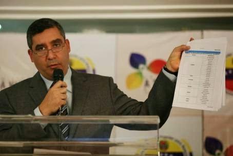 """Gobierno venezolano denuncia """"plan de conspiración insurreccional"""" apoyado por EEUU"""