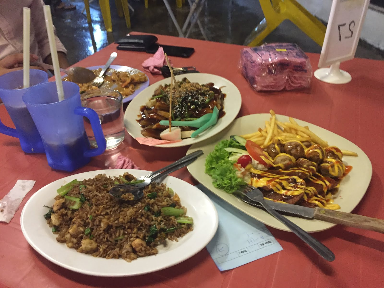 Char Kuey Teow Abang Sayang - Ipoh, Perak
