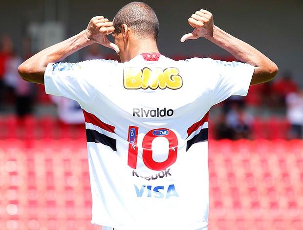 Resultado de imagem para Rivaldo spfc