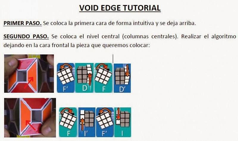 rubik edge void cube rubik