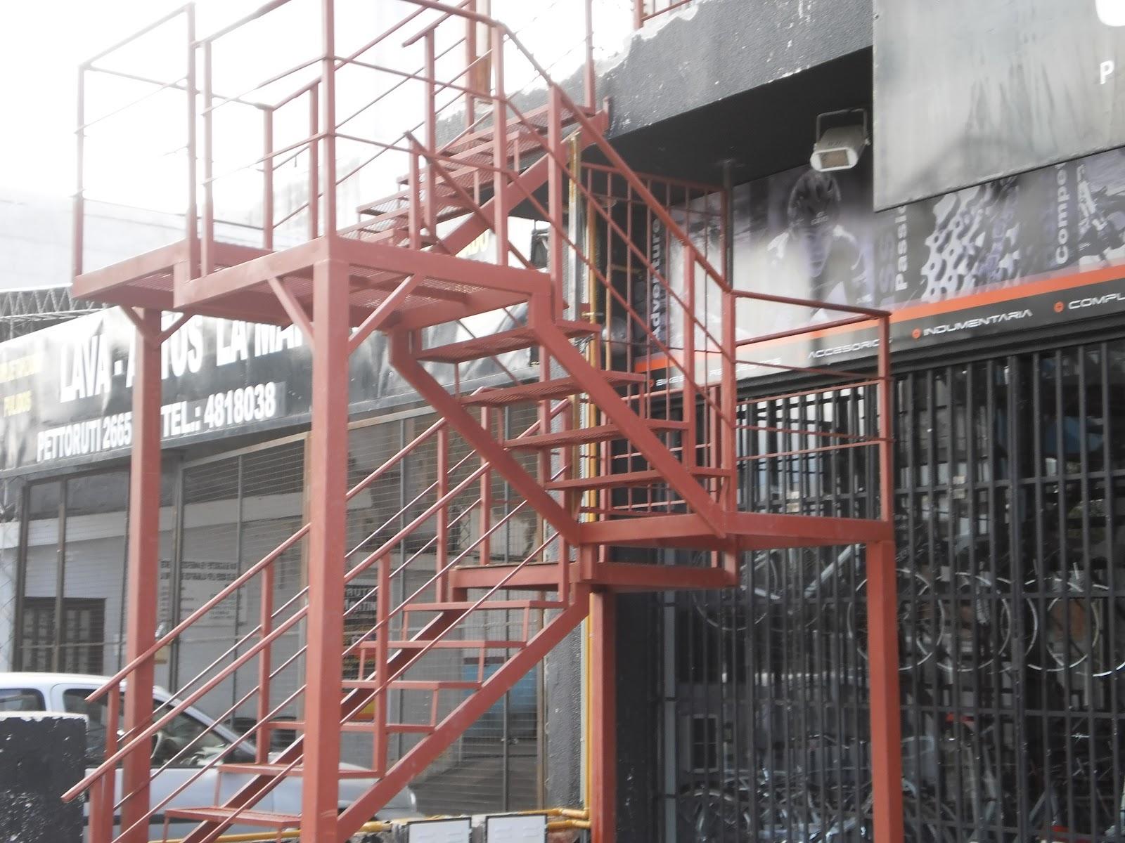 Estructuras soldadas construcciones met licas abril 2012 - Estanterias metalicas en cordoba ...