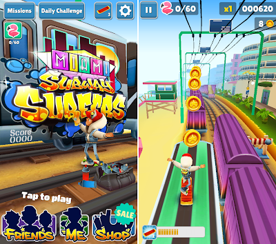 SKK Mobile Radiance Subway Surfers