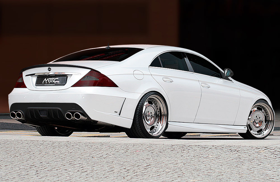 tuning mercedes benz mercedes cls55 amg tuned by mec design. Black Bedroom Furniture Sets. Home Design Ideas
